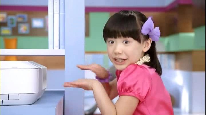 芦田愛菜&2代目【GTO】藤崎志乃美(桐谷美玲)キャノンCMで共演!<Wi-Fi機能篇>4