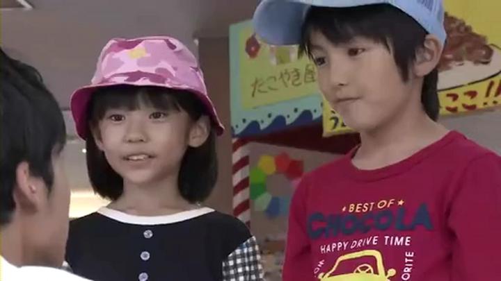 福水ウミ(小林海人)&福水ソラ(石井心愛)