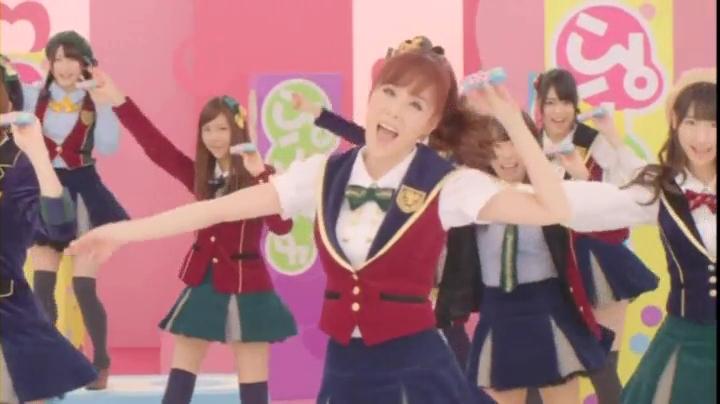 えっ?…AKB48に婆さん予備軍(未唯mie)が参戦?…殴り込み?!