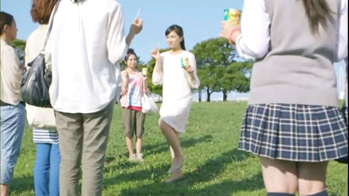 2代目【GTO】相沢雅(川口春奈)じゃがりこCM登場!足踏みする雅