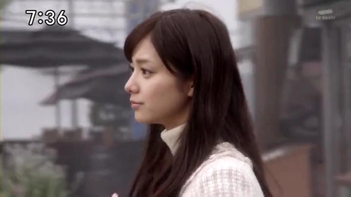 2代目【GTO】上原杏子(新川優愛)【ゴーバスターズ】に登場!素顔の杏子初披露