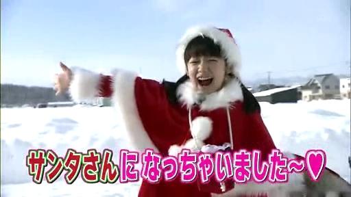 芦田愛菜ちゃん【天才!志村動物園】に登場!最終(4)章、愛菜サンタ
