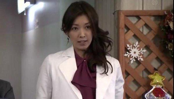2代目【GTO】正月SP、森高尚子(滝沢沙織)