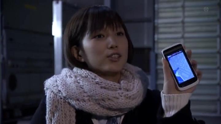 2代目【GTO】正月SP、鬼塚のネックレスにGPSを仕込む神崎麗美