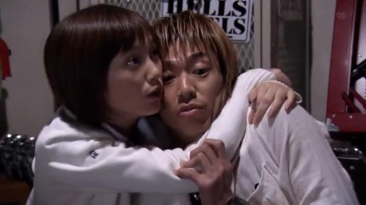 2代目【GTO】正月SP、「先生!私と受精しよう!!」