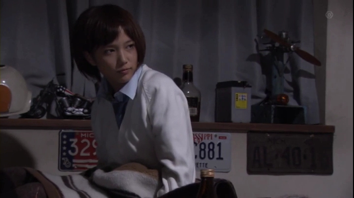 2代目【GTO】正月SP、鬼塚の布団の中に潜伏した神崎麗美
