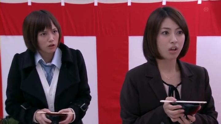 2代目【GTO】正月SP、逃げる鬼塚に神崎麗美「体力付けないと受精出来ないでしょう!」