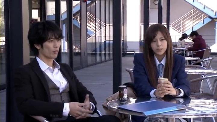2代目【GTO】正月SP、真田に父の事を相談する葛城美姫、しかし…