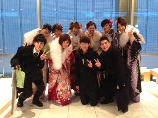 2代目【GTO】神崎麗美(本田翼)が成人式!1