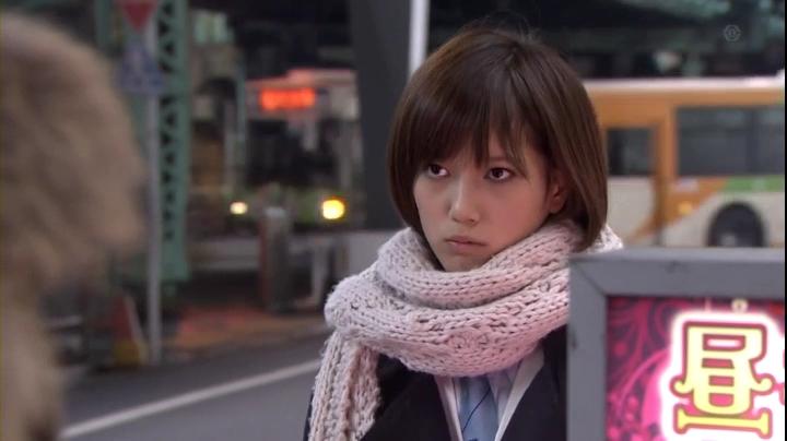 2代目【GTO】正月SP、神崎の表情比較1