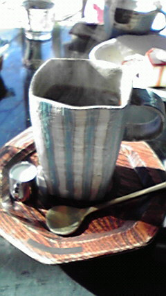 うるし工房 やました コーヒー☆