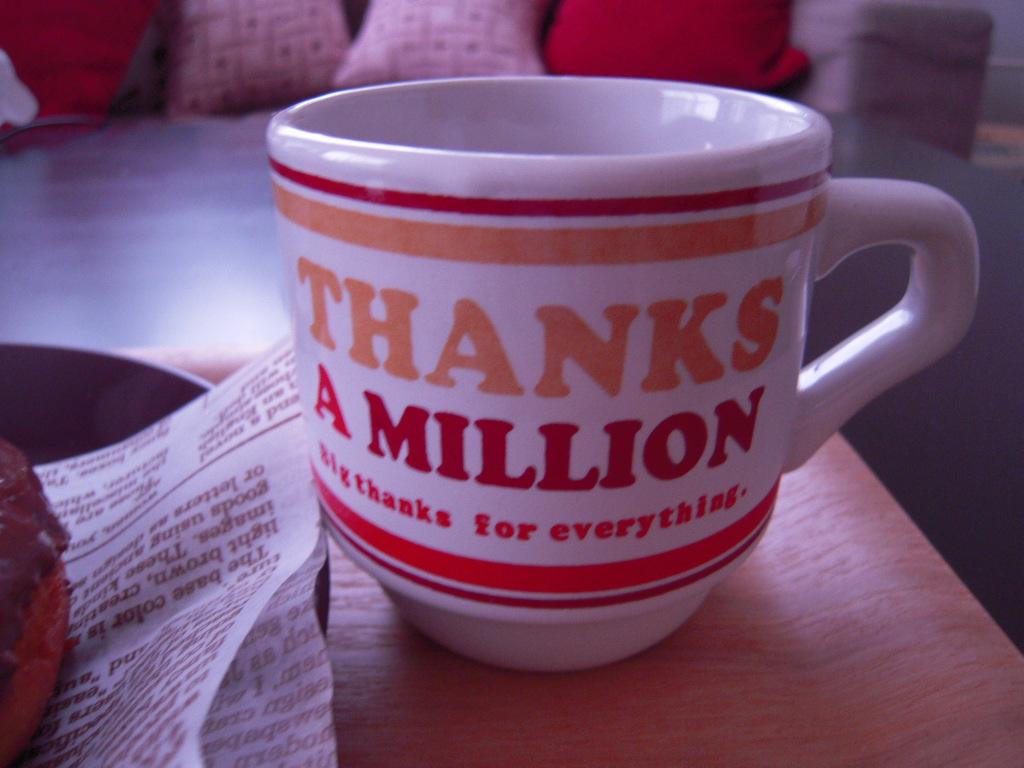セリアで購入のマグカップ☆2