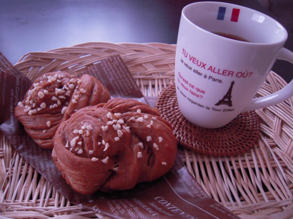 キャンドゥ☆マグカップとコーヒーパン☆