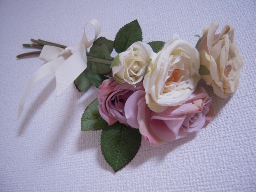 100円の造花☆3
