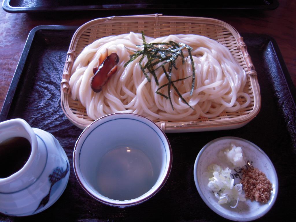松島屋のうどん☆1