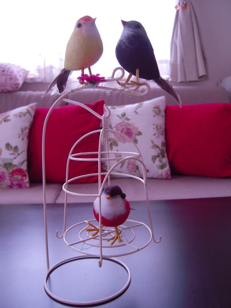 3coins☆ 小鳥3羽☆4