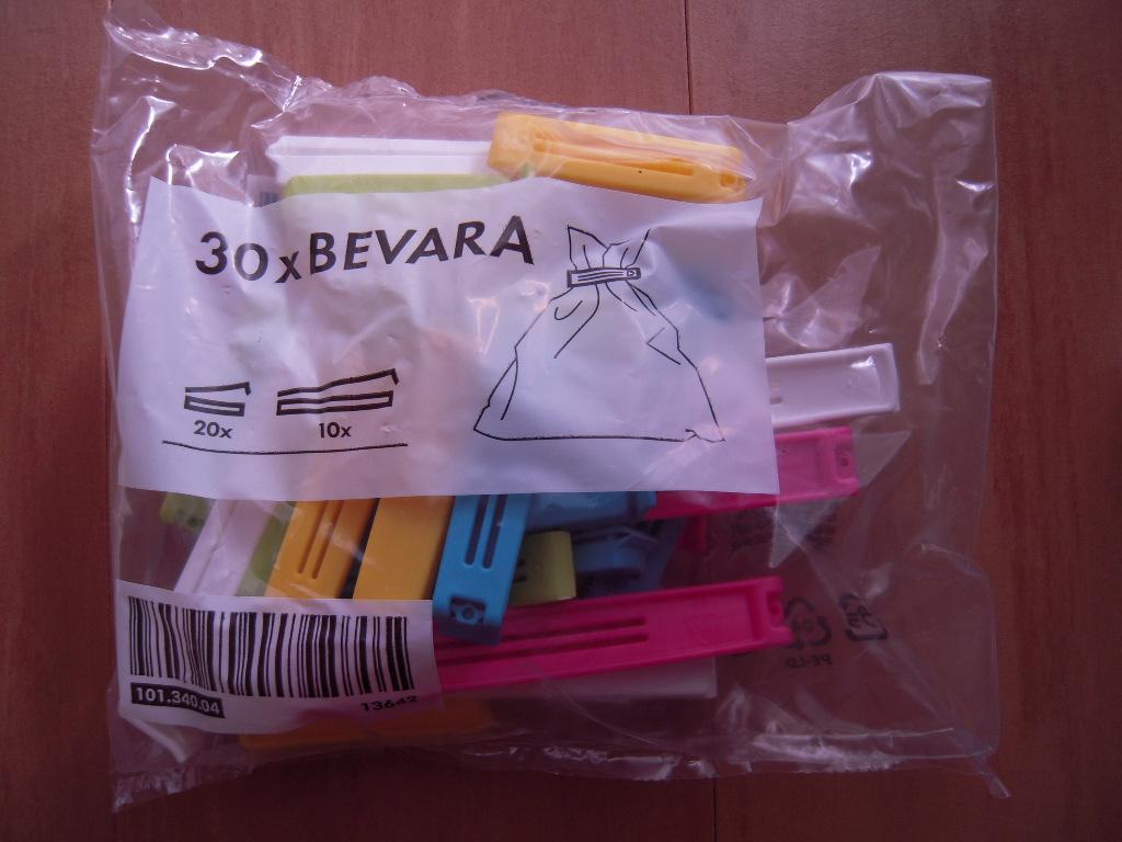 IKEA☆ クリップ☆1