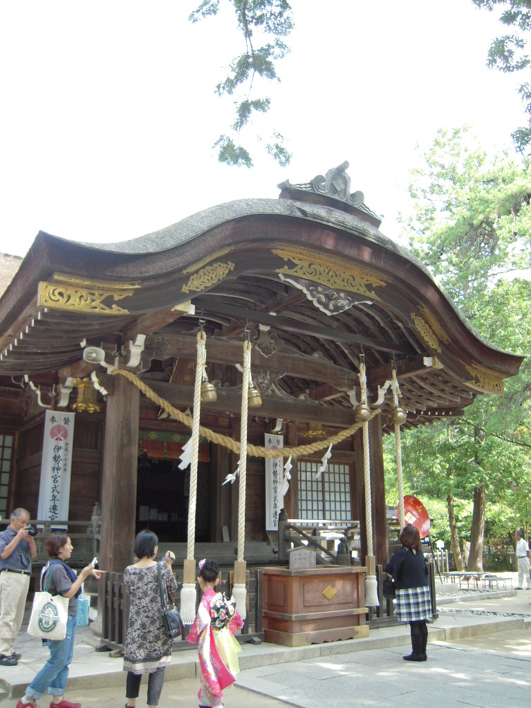 武田神社☆3