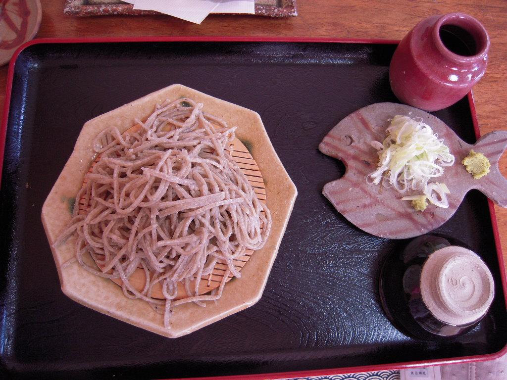 専心庵 蕎麦セット☆1