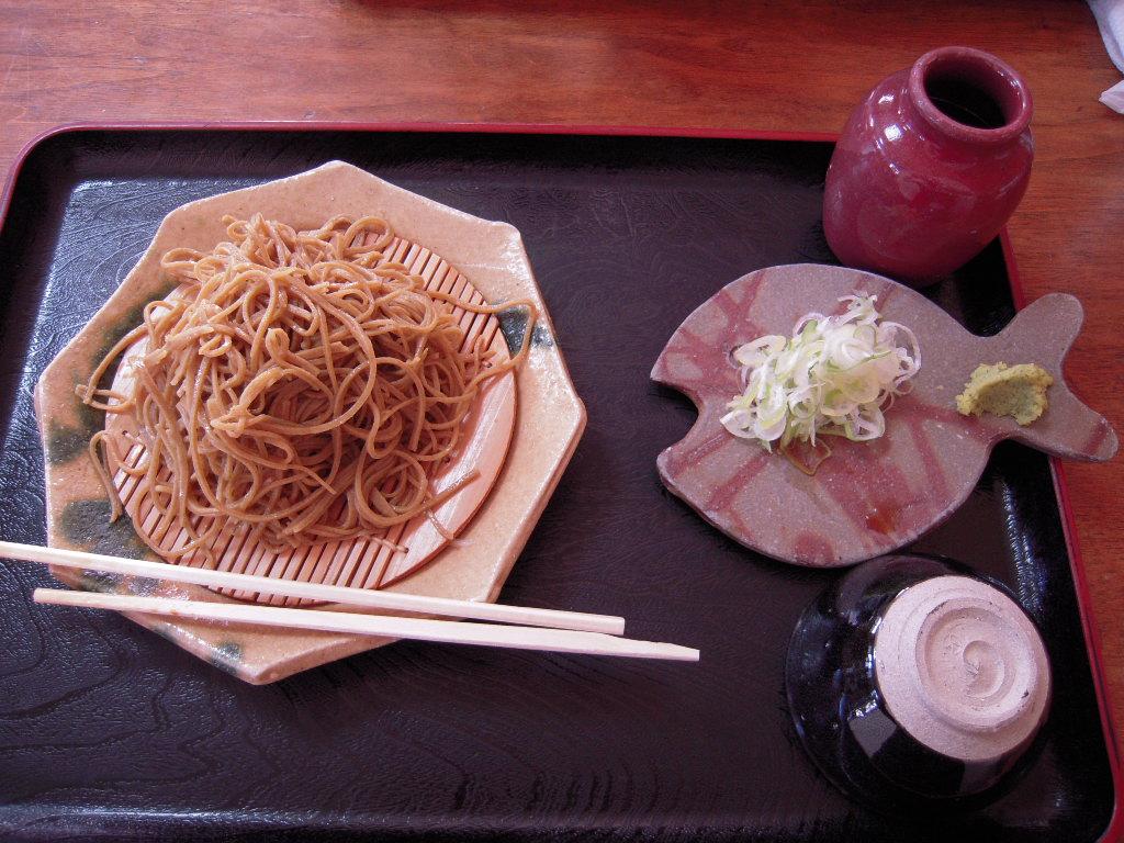 ダッタン蕎麦セット☆1