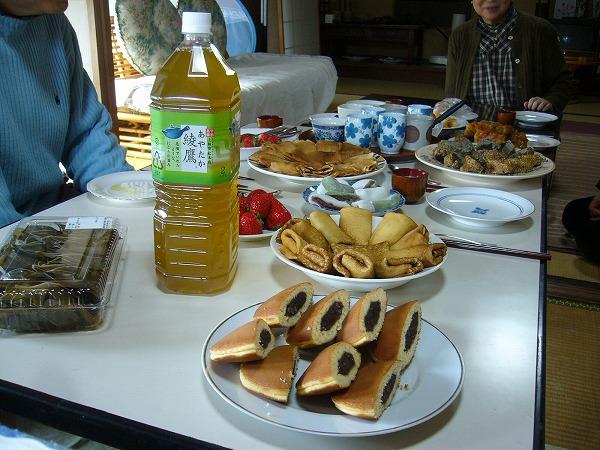 手料理ウズベクと日本