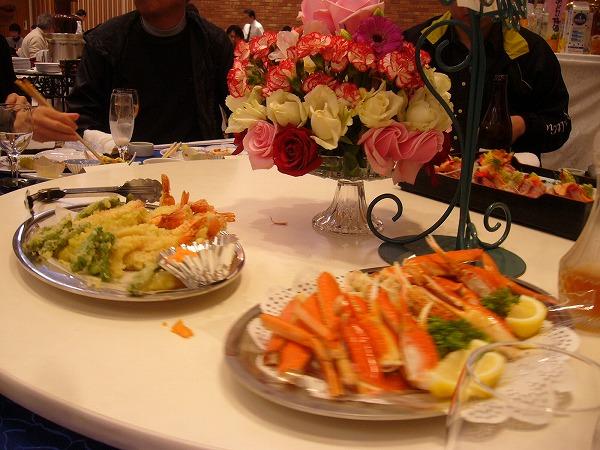 家族で夕食会3