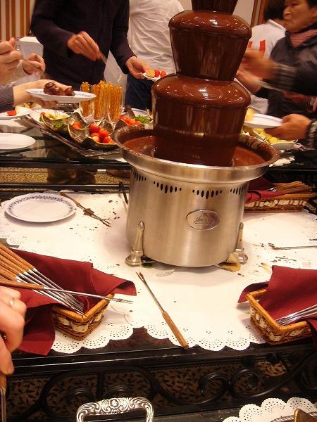 家族で夕食会4