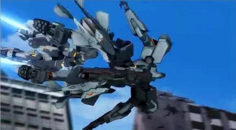 戦術機戦 (3)