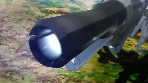 トータル・イクリプス 9話 電磁砲 (4)