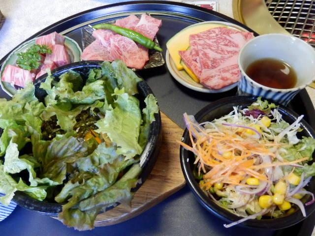 松阪牛ランチ (2)