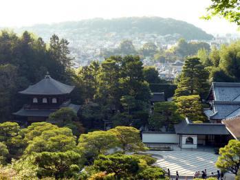 銀閣寺12