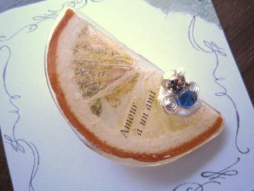 Bmo.kamie展レモン