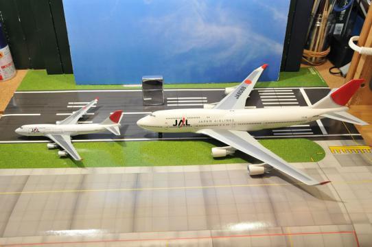 飛行機模型の魅力 旅客機編 1/200 - クローゼットの中の旧 ...