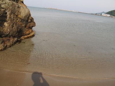 イサナの浜きれい