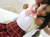 【無修正】【中出し】X - Class 痴女 x 淫乱女教師 神田美穂