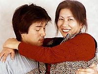 【無修正】岩崎千鶴 初裏無修正! 巨乳絶倫超熟女