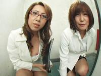 【無修正】初裏無修正動画 3人の女教師 第1話