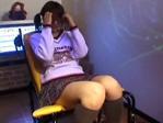 エロ2MAX : 【無修正】瀬戸はるな おバカキャラの貧乳娘 初めてののSM体験!