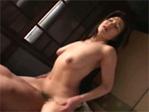 段腹熟女 : 切なそうな顔が凄くエロい垂れ乳の熟女!