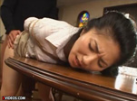 本日の人妻熟女動画 : 【素人】夫には言わないで!弱みを握られ調教されちゃう人妻♪