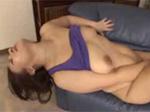 段腹熟女 : 腹の皮のだぶつきが最高な巨乳の五十路!
