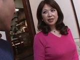 色気ムンムン人妻熟女 :◆ムッチリ美人なお母さんがお風呂で息子を相手に
