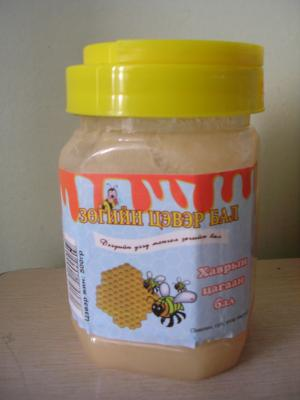 Mongolianhoney