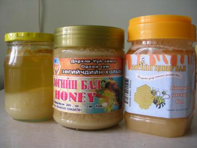 Mongolian honey