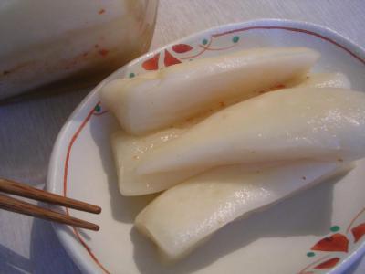 Daikonzuke