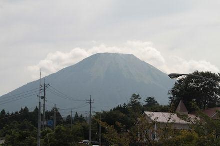 そして大山