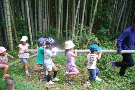 120811森と寺子屋のようちえん (1)