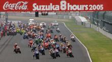 バイク乗り suzuka8hour2006