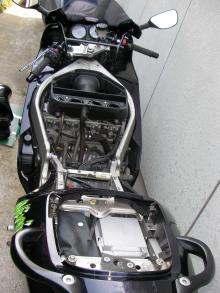 ZX-9Rエアクリメンテ
