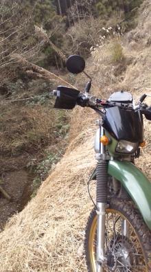 バイク乗りのブログ-行き止まりB